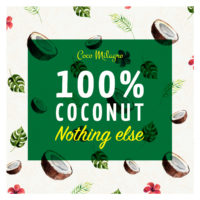 100% Coconut