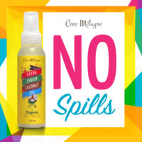 No More Spills with Coco Milagro