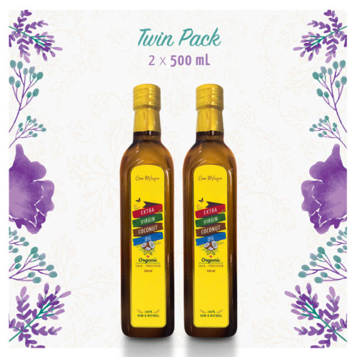 Twin Pack Coco Milagro EVCO