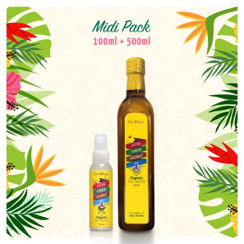 Midi Pack Coco Milagro EVCO