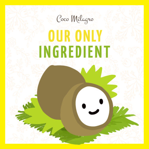 Our Only Ingredient